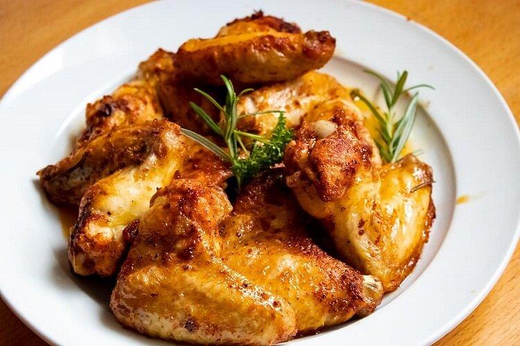 طريقة عمل صدور الدجاج بالصوص البني
