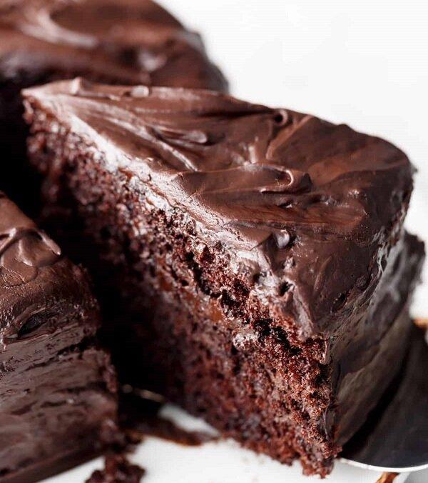 طريقة عمل كيكة الشوكولاتة في الخلاط