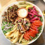 طريقة عمل شاورما الفراخ السوري مثل المطاعم